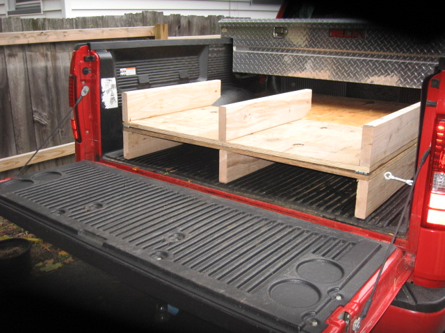 How to build a truck ramp    cheap - General Discussion