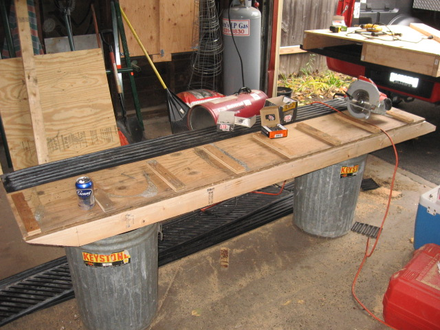 How To Build A Wooden Sled Deck